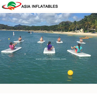 Inflatable Air Track For Gymnastics Water