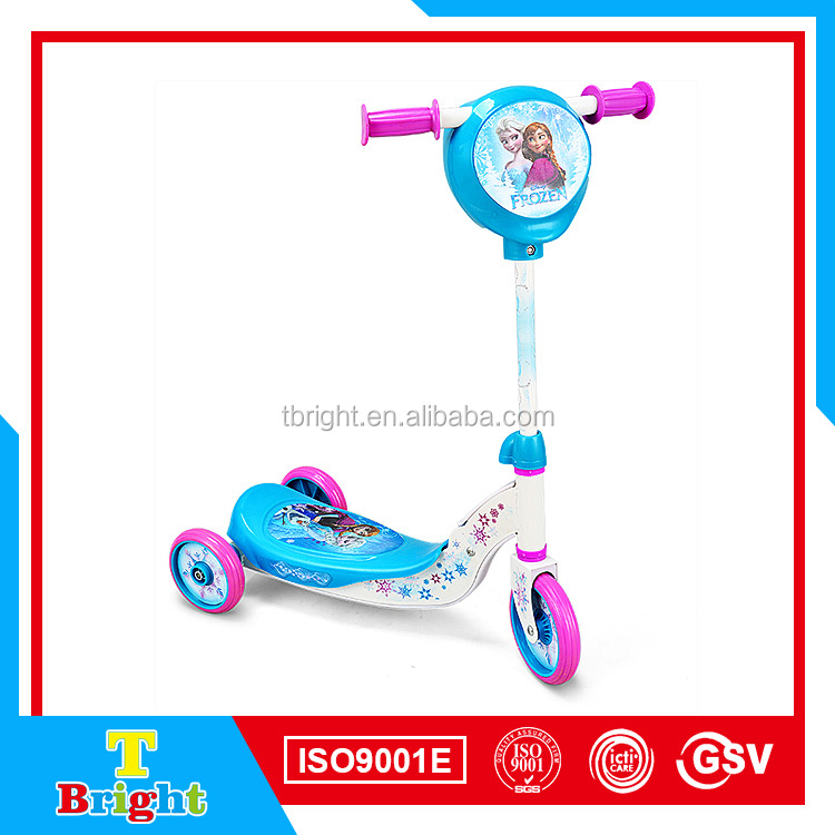 Child kick scooter Plastic wheels SF-03