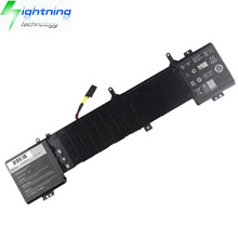 NEW Original Genuine 92Wh 6JHDV Notebook Battery For Dell Alienware 17 R2 R3 ALW17ED-1728 1828T 2728 3728 3828 Laptop battery