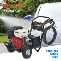 Factory Cheap Price High Pressure Powerful 380V 50HZ Automatic Car Washer