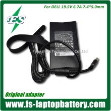 Genuine New original 130w power AC Adapter for Dell 19.5v 6.7a Laptop adapter charger L701X L502X 7.4*5.0mm