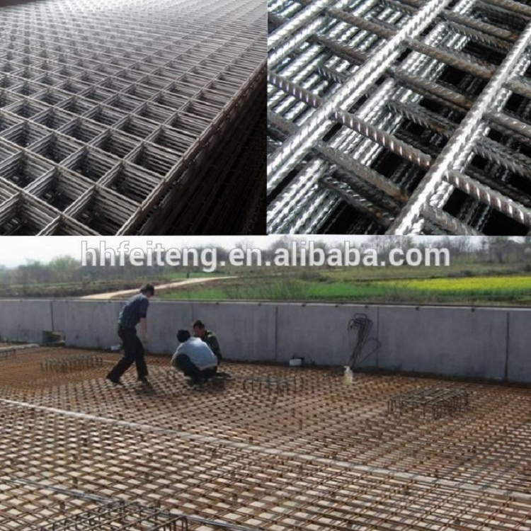 reinforcing wire mesh welding machine for construction