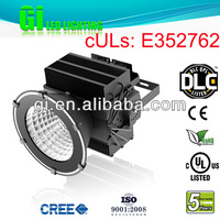 UL cUL DLC LED warehouse ceiling light with 5 years warranty (DLC for 150w and 200w)
