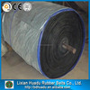 rubber conveyor belt EP400/3 for ship loader