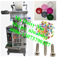 commercial small parts counting packing machine/plastic balls packaging machine/nail counting and packing machine