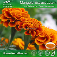 Hot sale Plant extract Marigold flower extract/Zeaxanthin powder/Lutein powder