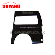 Aftermarket steel rear car fender for hiace auto body parts
