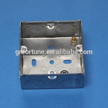 3x3 surface mount electrical conduit angle switch box