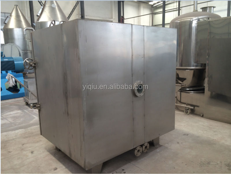 Drug vacuum tray drying oven