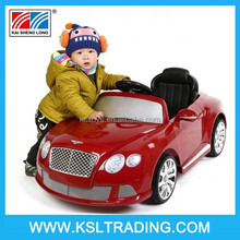 Simulation car plastic baby 12v battery powered ride on car