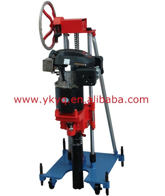 STZJ-3 Universal Core Drilling Machine Used for Rock, Stone, Concrete, Soil, Bone Well - Hand Drill Machine price for sale