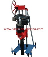 STZJ-3 Universal Drilling Machine Used for Testing Rock, Stone, Concrete, Soil, Bone Well - Hand Drill Machine price for sale