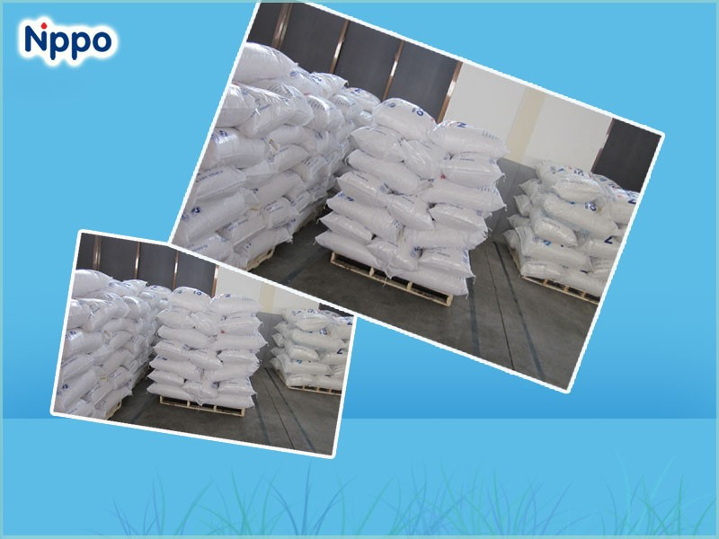 Magnesium Chloride White Granule 46.4% for Food Additive