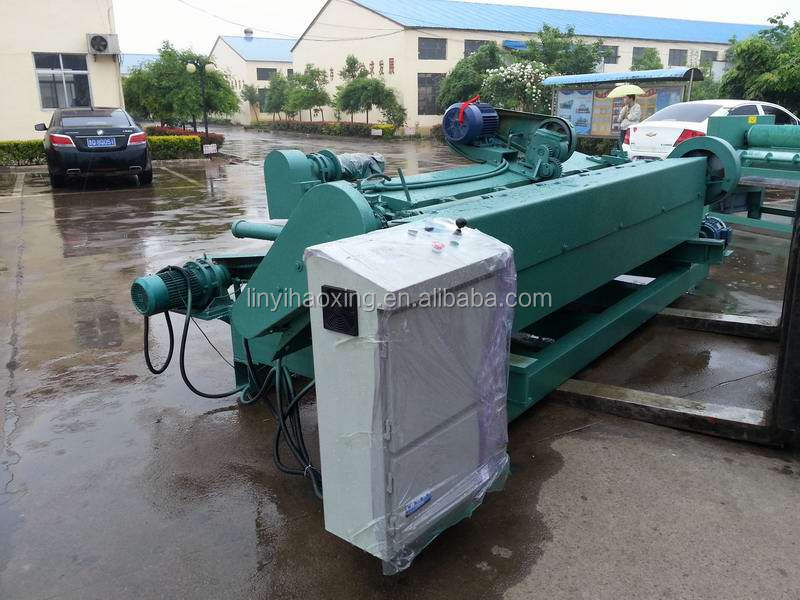 New design wood peeling machine/wood peeling for plywood