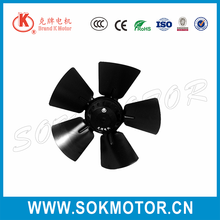 380V 250mm industrial AC propeller wall mounted axial fan