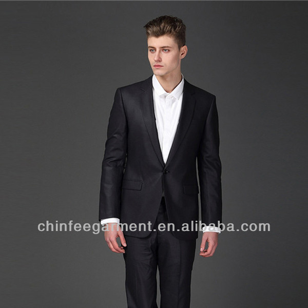New style wedding dress suits for men