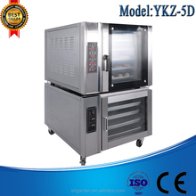hot sell YKZ series gas oven without burners,fish smoking oven