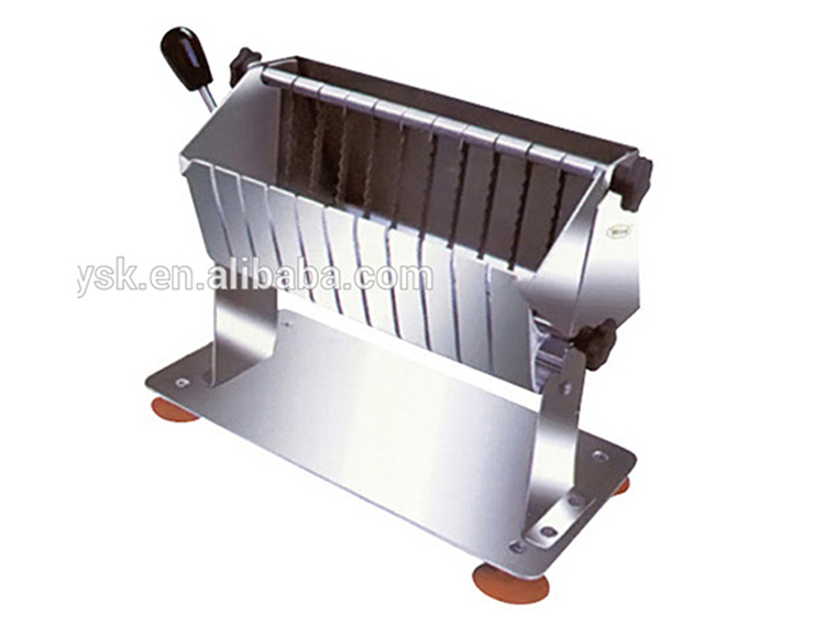 IS-HSS-8 Manual Sausage Cut Machine Sausage/Vegetable Cutting Slicer Machine Hot Sale