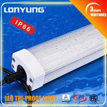 best prices IP65 0.6m/2ft Tri-proof LED Light 24v lamp 20w 30w 40w 50w 60w led tail lights 24v truck
