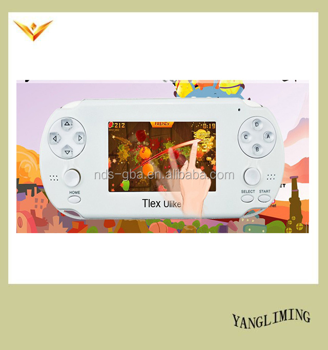 3.5 inch touch screen Android game console Tlex Ulike with WIFI/SKYPE