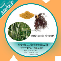 Factory supply natural black cohosh extract