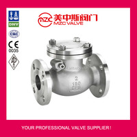 150LB Flanged Swing Check Valves