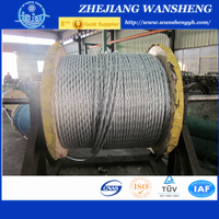 ungalvanized/ gavanized steel wire rope /steel cable/steel wire from china