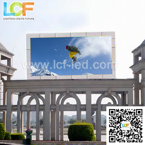 LCF HD LED Display P5 SMD2828 RGB P5 Outdoor Led Video Display Led 5mm Outdoor Lcf Led Factory