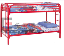 Durable School furniture children metal Bunk Bed for hostels with cheap price