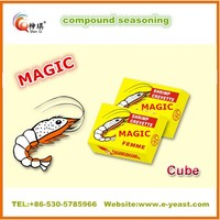 Magic 10g beef chicken shrimp fish goat bouillon powder China supplier