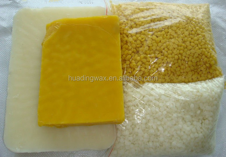 From Chinese Largest Bee Products Zone Raw Crude And 100% Pure Honey Bee Wax