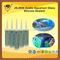 Professional Acetic Mouldproof Aquarium Silicone Sealant