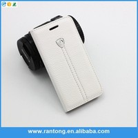 Main product good quality flip pu leather mobile phone case for lg g3 for sale