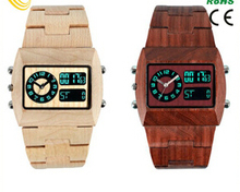 high quality wooden watch men