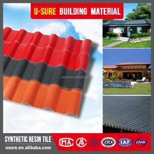 UV protection 3 layer anti ultra violet roofing tile