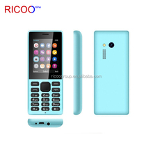 High quality bar mobile phone with 1 year warranty and free spare parts