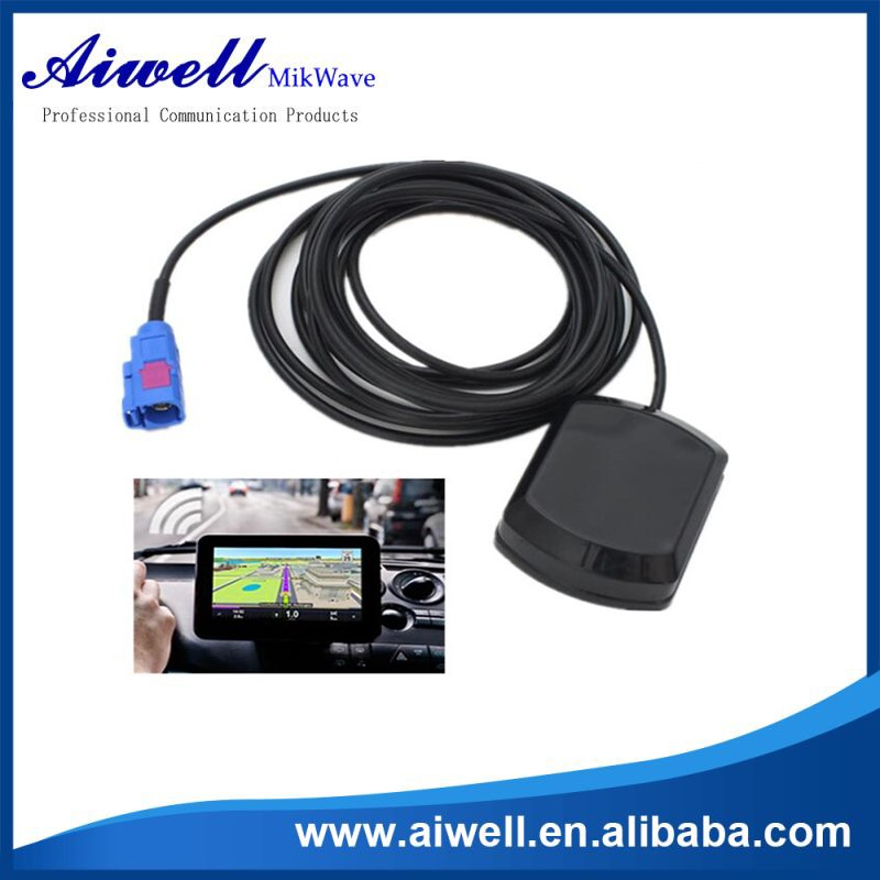 Active Gps Tracker Vehicle Tracking System 1575mhz Gps Antenna ...