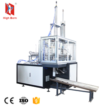 Automatic Paper Take Out Box Making Machine With Reasonable Price