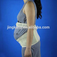 health for pregnancy support belt on abdominal area