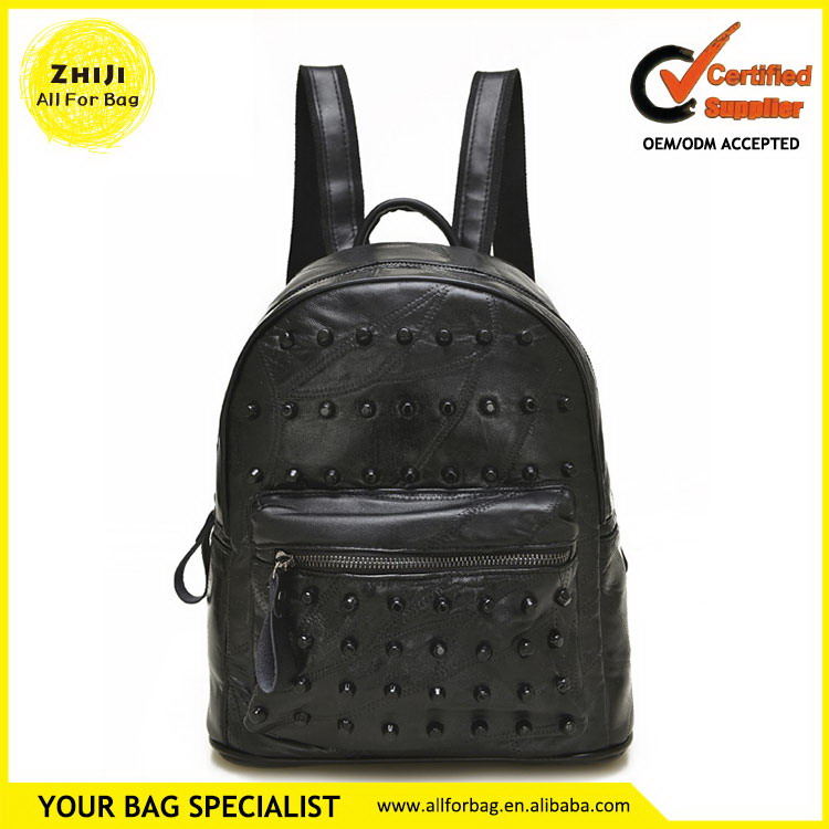 Shanghai manufacture top quality satchel backpacks for kids