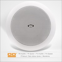 6inch 30W Cheaper Bluetooth Waterproof Minu Ceiling Speaker Box