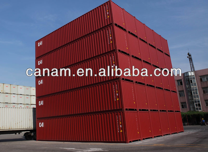 CANAM- Hot sell prefabricated container shop
