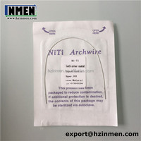 orthodontic clear niti arch wires