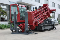 Piperline laying horizontal directional drilling machine HDD rig RX22X80