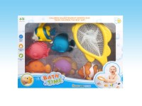 baby eco-friendly bath toys with water squirter