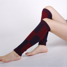 High Quality Cheap Custom Unique Knitted Crochet Leg Warmer