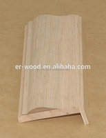Solid wood and MDF decorative door frame wooden door Jamb