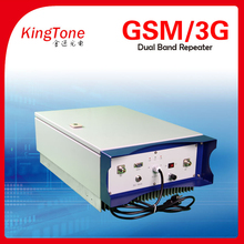 Intelligent Cell Phone Signal Booster 10W GSM900/WCDMA2100 Signal Repeater