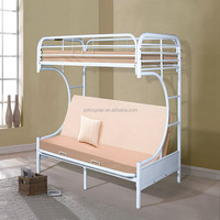 Cheap Kids Double Deck Bed Single Bed Designs Metal Bunk Bed
