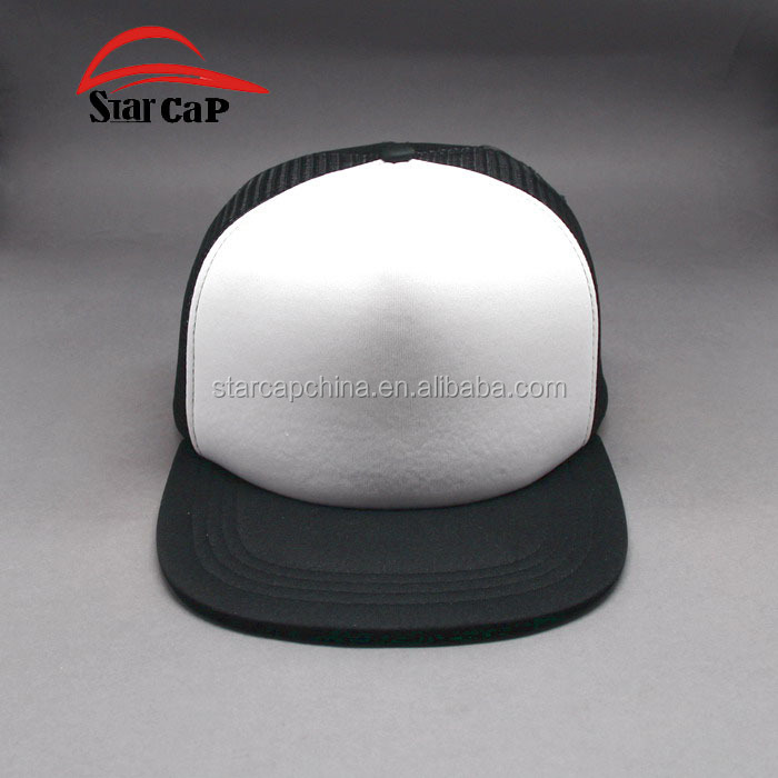 CHEAP WHOLESALE MESH SNAPBACK TRUCKER HAT BLANK LOGO CAP
